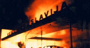 nato bombardovanje jugoslavije